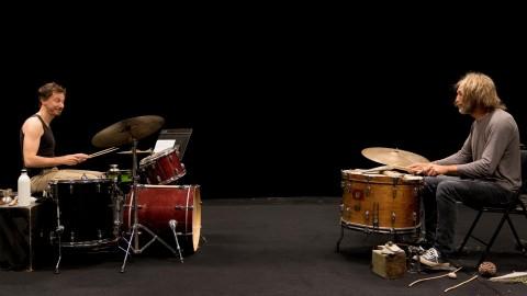 / Cartographie de rythmes - CRÉATION - VOLET #1 : VITESSES APPROCHANTES Karl Naegelen - Toma Gouband et Sylvain Darrifourcq