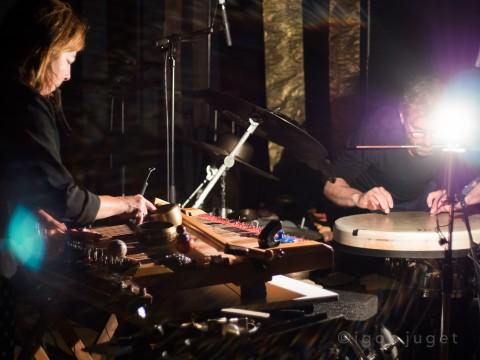 / Duo Sophie Agnel & Philippe Foch - D'AVANT LUMENS